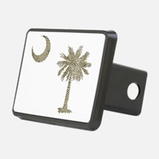 Palmetto & Cresent Moon Hitch Cover