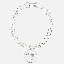 Palmetto & Cresent Moon Bracelet