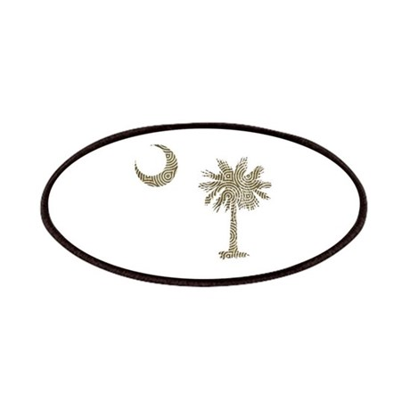 Palmetto & Cresent Moon Patches
