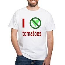 I Hate Tomatoes Shirt