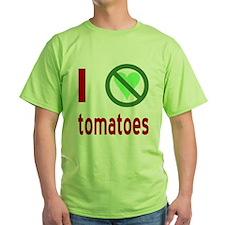 I Hate Tomatoes T-Shirt
