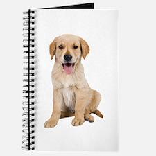 Golden Lab Puppy Journal