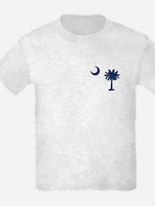 Palmetto & Cresent Moon T-Shirt