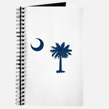 Palmetto & Cresent Moon Journal