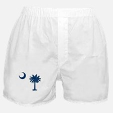 Palmetto & Cresent Moon Boxer Shorts