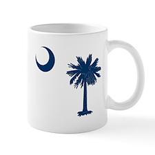 Palmetto & Cresent Moon Mug