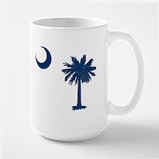 Palmetto & Cresent Moon Large Mug