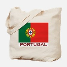Portugal Flag Stuff Tote Bag