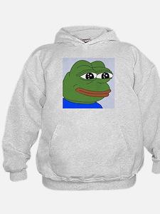 Sad Frog Hoodie