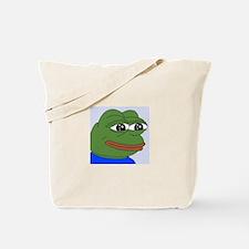 Sad Frog Tote Bag