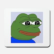 Sad Frog Mousepad