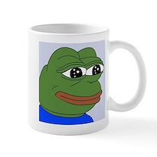 Sad Frog Mug