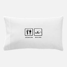 Canoe Fishing Pillow Case