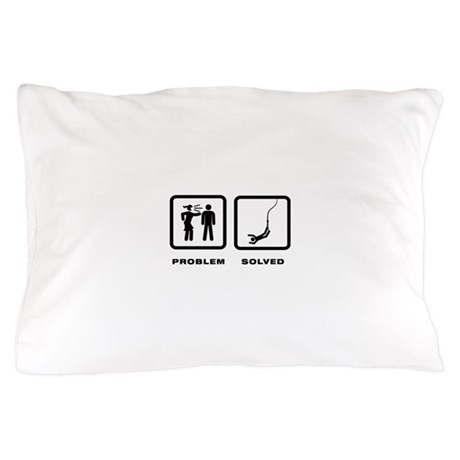 Bungee Jumping Pillow Case