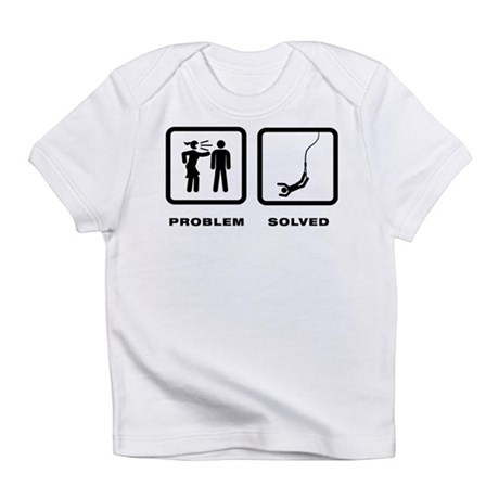 Bungee Jumping Infant T-Shirt