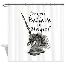 unicorn.jpg Shower Curtain