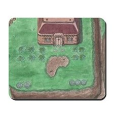 Link's House Mousepad