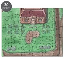 A Link to the Past Puzzle