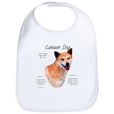 Canaan Dog Bib
