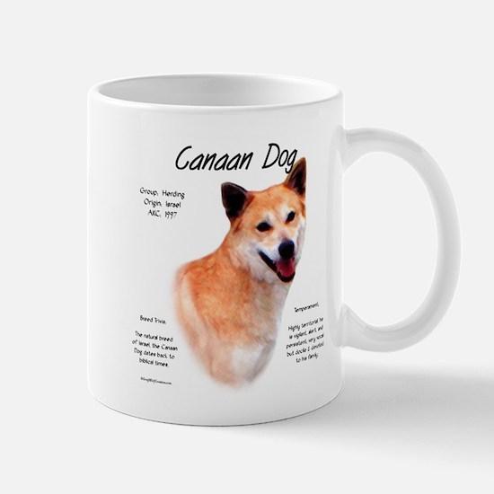 Canaan Dog Mug