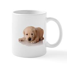 Golden Lab Puppy Mug