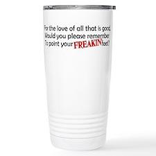Unique Dancing Travel Mug