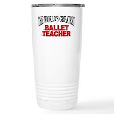 World's greatest teacher Travel Mug