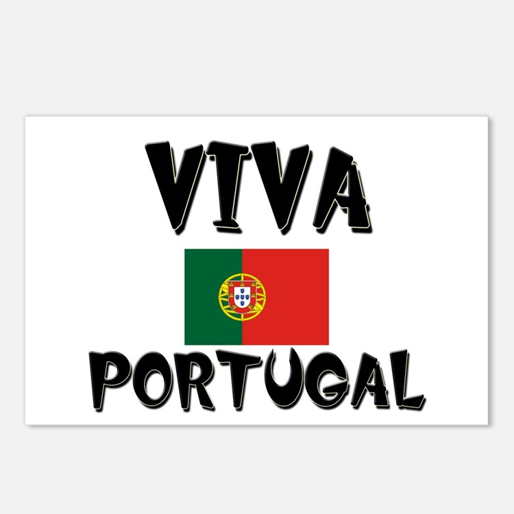 Viva Portugal Postcards (Package of 8)