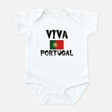 Viva Portugal Infant Bodysuit