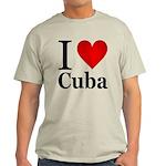 ilovecuba.png Light T-Shirt