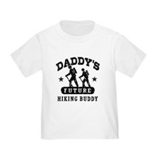 Daddy's Future Hiking Buddy T