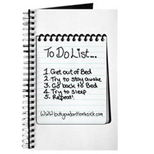 """The """"To Do"""" List Journal"""