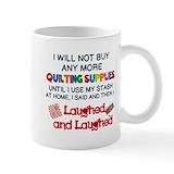 Quilting Mugs