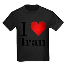I love Iran T