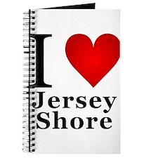 I Love Jersey Shore Journal