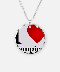 ilovevampires.png Necklace