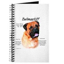 Red Bullmastiff Journal