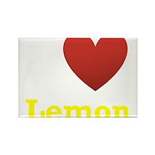 i-love-lemon-dark-tee-yellow.png Rectangle Magnet