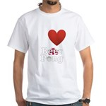 i-love-beer-pong-3-dark.png White T-Shirt