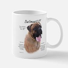 Fawn Bullmastiff Mug