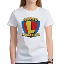 SuperLibrarianDrkT T-Shirt