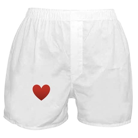 i-love-cheesecake-dark.png Boxer Shorts