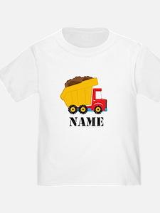 Personalized Dump Truck T