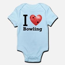 i-love-bowling-light-tee-pic.png Infant Bodysuit