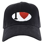 i-love-antartica-light-tee.png Black Cap
