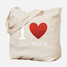i-love-Fort-Worth.png Tote Bag