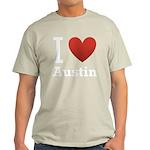 I-love-Austin.png Light T-Shirt