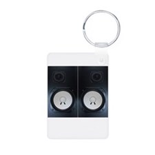 Vintage Speakers Keychains