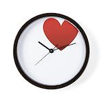i-love-my-sister.png Wall Clock