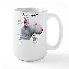 White Bull Terrier Mug